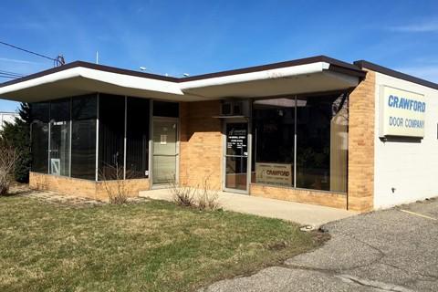 Crawford Door Lansing location.