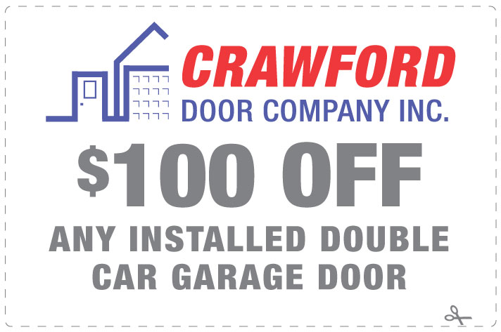 011620 Crawford Door Website Coupon 100 Off
