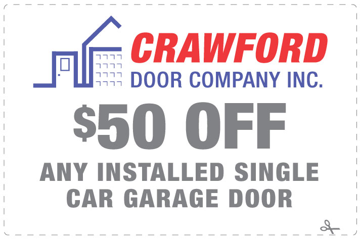 011620 Crawford Door Website Coupon 50 Off